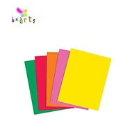 thick color paper cardboard 50 sheets per pack