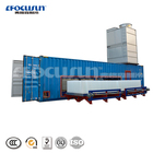 2019Focusun 20tons direct container block ice removal system with evaporation