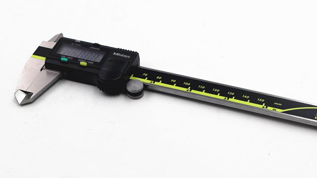 גבוהה דיוק 0.01mm נירוסטה vernier הדיגיטלי caliper 600mm