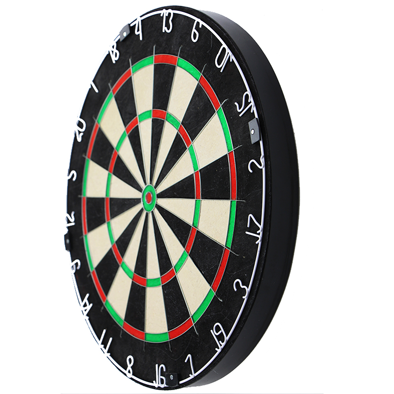 China professional Dartboard Factory Large Stock High Quality Sisal Bristle Dartboard