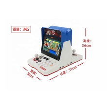 Raspberry pi muntautomaat 3d games pandora box mini bartop aracde game machine