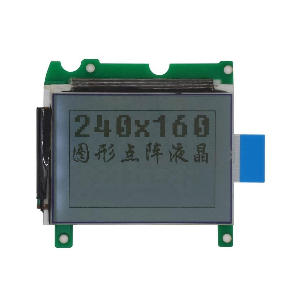 TCC lcd screen 240*160 modules graphic fstn monochrome lcd