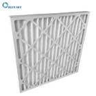MERV 6 Pleated AC Furnace Air Filter 24x24x2