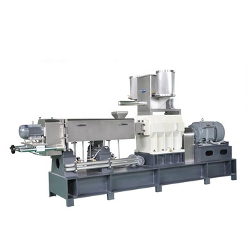 2014 Fully Automatic inflating/puffed snacks food production line