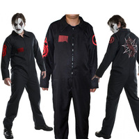 Prison suit 2019 Halloween costume cosplay jumpsuit cosplay costume SlipKnot clothes