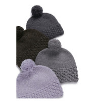 Wholesale Fashion Caps Women Winter Warm Soft Wool Knitted Hats