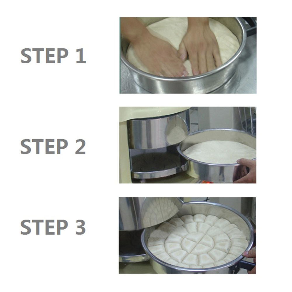 Bakery equipment dough divider machine /electric bread dough divider at best price