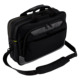 Zipped mesh pockets and compartments 19 inch slim laptop 2 in 1 bag with large capacity