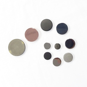 Wholesales high quality 4 parts snap round snap fastener metal snap button