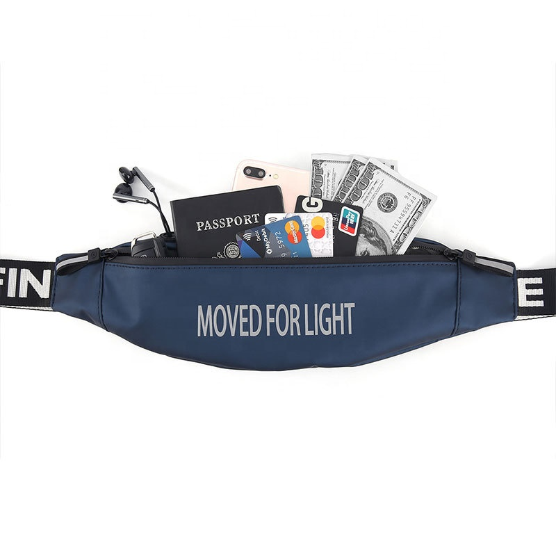 Twinkle amazon hot selling led waist bag with durability and waterproof