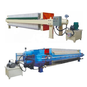 Automatic Plate Membrane Filter Press Machine Equipment Belt Filter Press