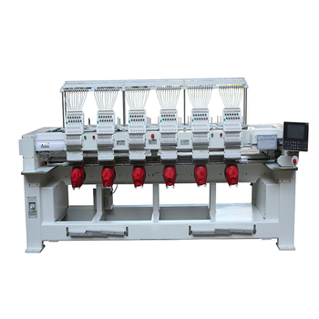 Six Head Embroidery Machine Home Computer Embroidery Machine Multifunctional Three-in-One Embroidery Machine computerized
