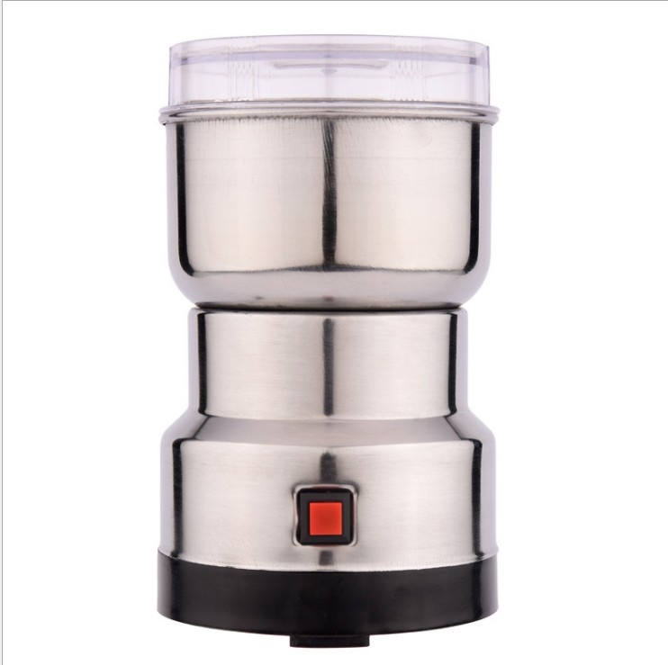 lowest prices 80ML stainless inner tank coffee grinder by electric flour mill