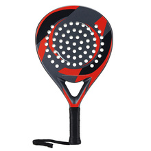 New Arrivals Tennis Paddle <span class=keywords><strong>Racket</strong></span> Pro Carbon Fiber Power Lite Pop Eva Foam Paddle Tennis Paddle Bal Rackets