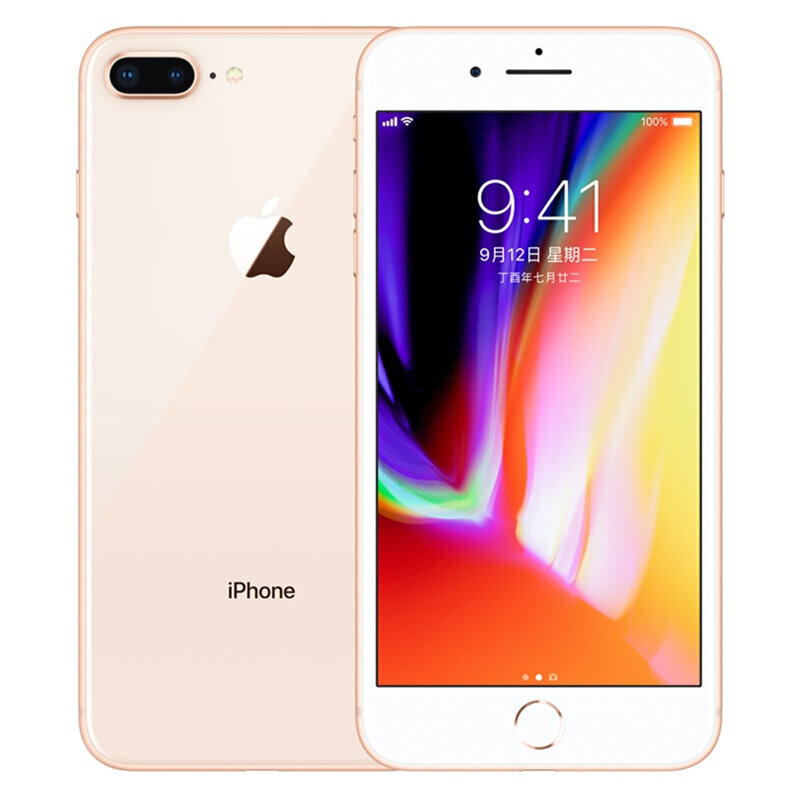 Unlocked Apple iphone 8 Smartphone iOS 2GB RAM 64GB ROM 12MP parmak izi 2691mAh LTE cep telefonu