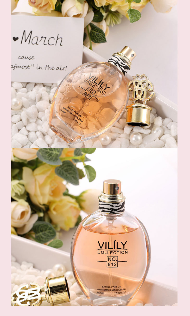 Original Brand Perfume Natural Fragrance Long Lasting Female Fresh Florals Parfum Femininity Lady Glass Bottle Atomizer Water