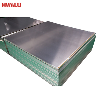 2019 High Quality 5083 h321 Aluminium Alloy Sheet 4x8 Sheet Metal Prices In China Henan