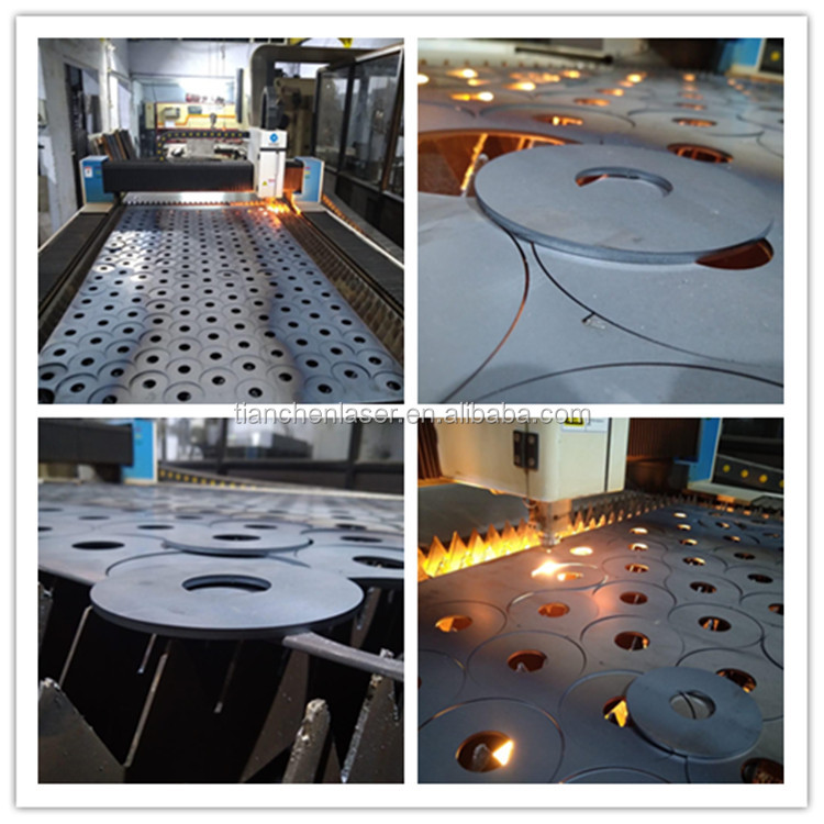 cnc laser cutting machine for sale Plate and tube fiber laser 2000 watt cutting machine for stainless steel cutting