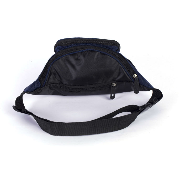 Custom Logo Outdoor Sports Waist Bag Fanny Pack for Traveling Cycling Hiking