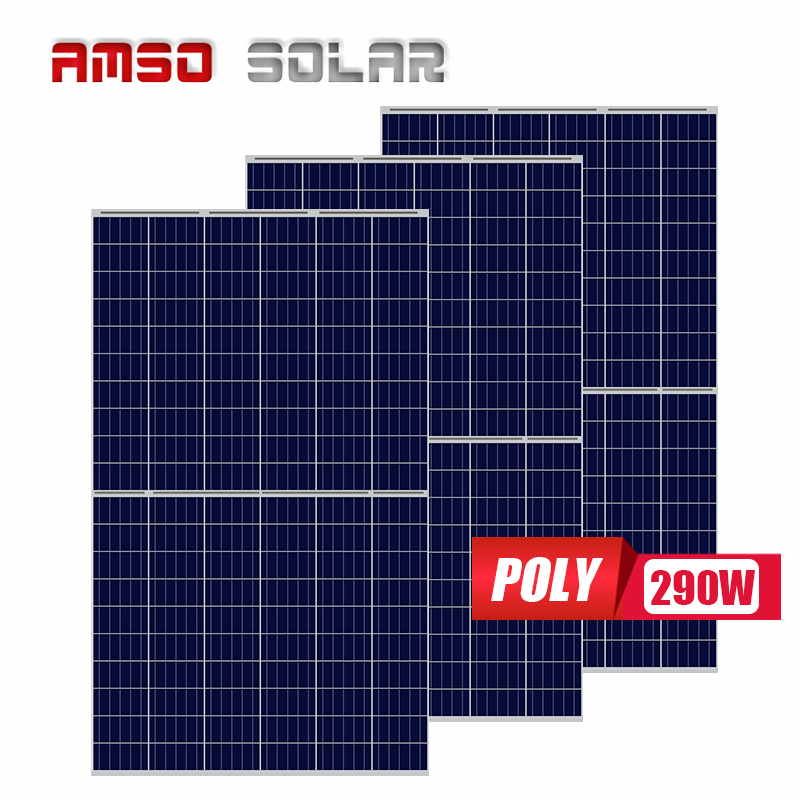 Skillful manufacture 120 cells poly solar panel 285w solar module half cell solar panels 285w price
