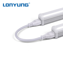 China Zhongshan Supplier Dimmable <span class=keywords><strong>T5</strong></span> Terintegrasi LED 3000K 5000K 1Ft 4W Ra80 Etl DLC
