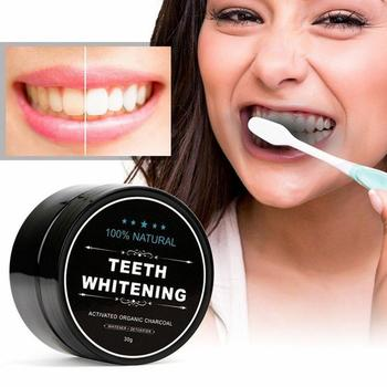 Beauty Personal Care Oral Hyiene Teeth Whitening 100% Natural Oral Care Charcoal Powder Natural Activated Organic