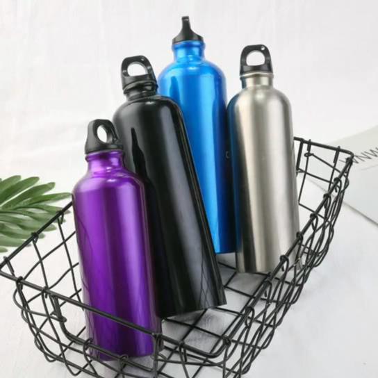 Libre de BPA promocional de botella de agua de deporte