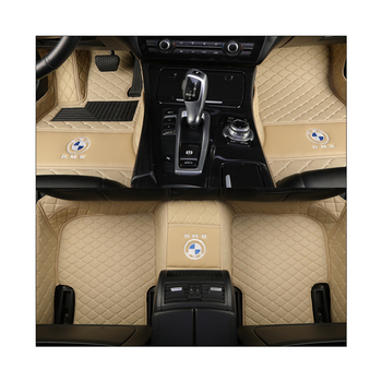 ZS Special Cars Size and Full Set Position eco friendly 5d car floor mat