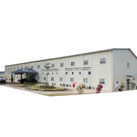 Factory Sandwich Panel Supply Living Homes Portable Perfab house