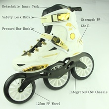 Hot Selling New Design Outdoors Freestyle Inline Skates Skate Professionele Voor Volwassenen