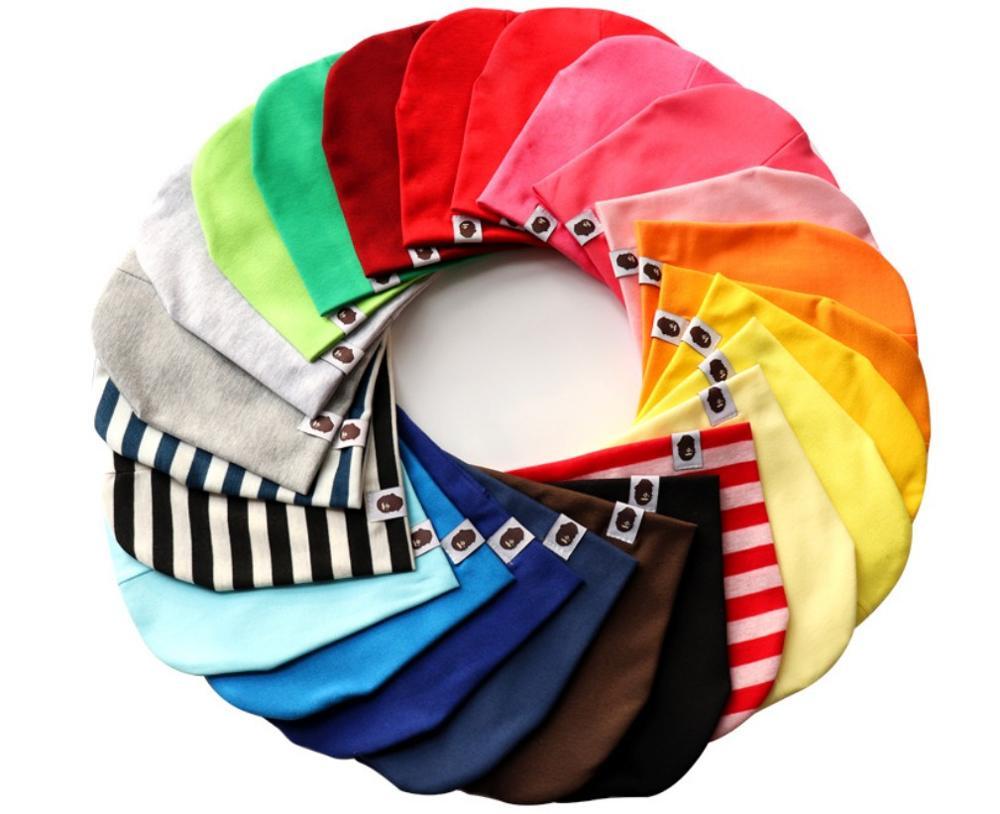 قبعة أطفال قطنية للفئة العمرية للرضع الصغار