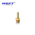 Brass Fitting Brass Brass Fittings Male Thread Brass Hose Barb Pneumatic Fitting
