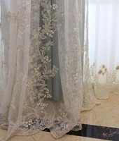 check MRP of sheer floral curtain