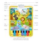 Education 2 English Talking Chart Wall Chart For Children Education ABC Alphabet Poster