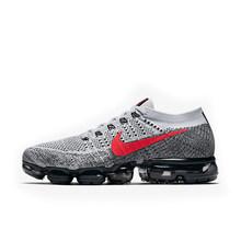 Дышащие мужские кроссовки для бега от Nike Air VaporMax Be True Flyknit, уличные спортивные кроссовки, спортивная обувь с низким верхом(Китай)