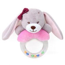 Детские погремушки для новорожденных, плюшевые детские игрушки-кровати с рисунком для 0-12 месяцев, Развивающие детские погремушки, игрушки ...(Китай)