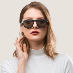 bluetooth 5.0 directional audio fiveboy f007 smart wireless bone conduction smart glasses
