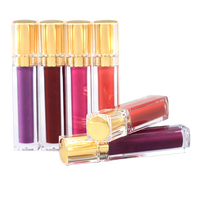 Color popular new arrival rouge matte waterproof lipstick