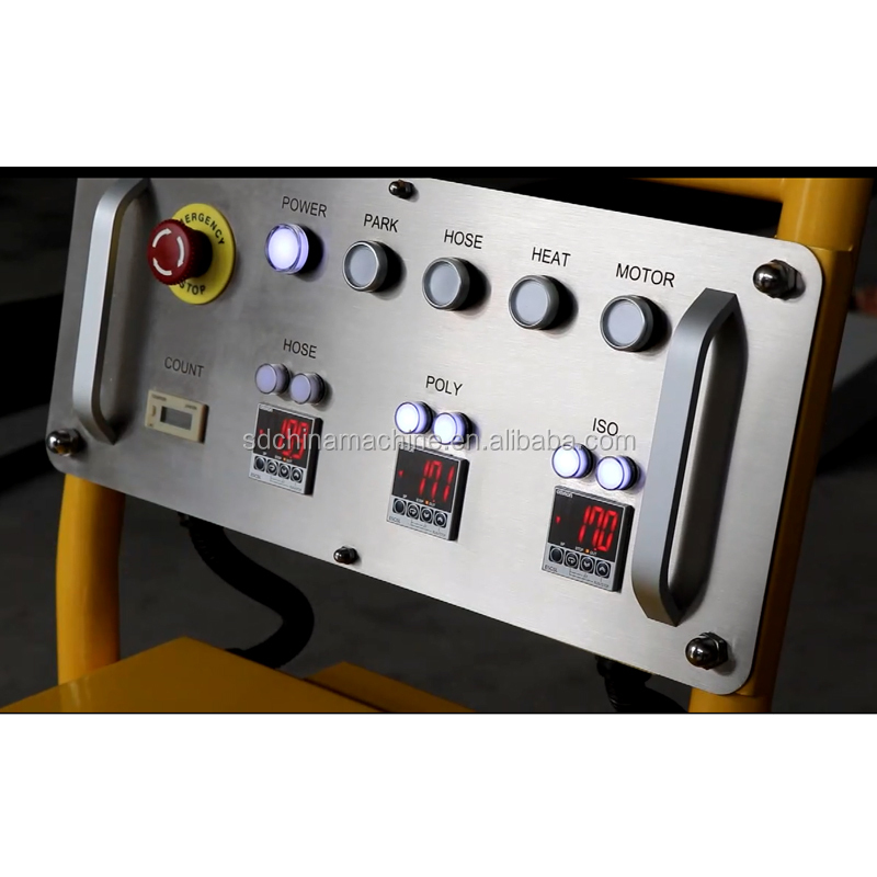 Гидравлическая полиуретановая изоляционная машина/установка/оборудование для продажи