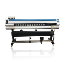 Audley Large 1.3m eco solvent printer with dx5 head