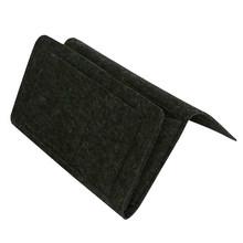 Лидер продаж, сумка для хранения с карманами для кровати, дивана, подвесного органайзера для телефонных журналов, планшетов, пультов(Китай)