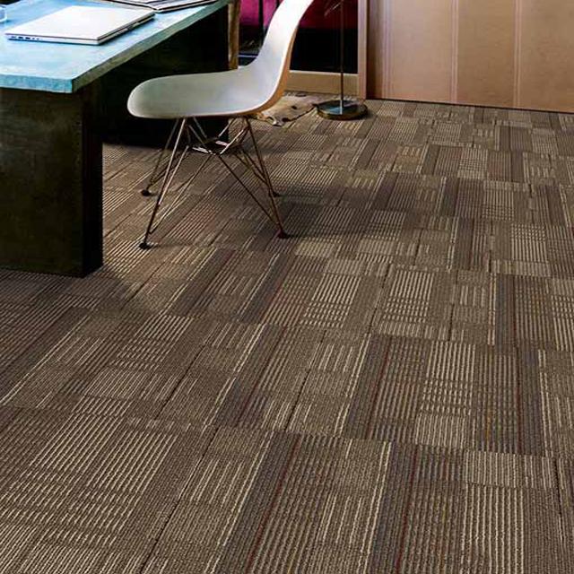 Venta al por mayor alfombra modular en baldosas Compre