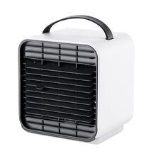 Перезаряжаемый портативный мини-кондиционер вентилятор кондиционера прохладное охлаждение для спальни офиса автомобиля кухни охладитель...(Китай)