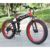 26 Inch Wheel Snow Electric Bicycle 1000W Aluminum alloy Folding Suspension Frame electric bike e bike with 7 speed
