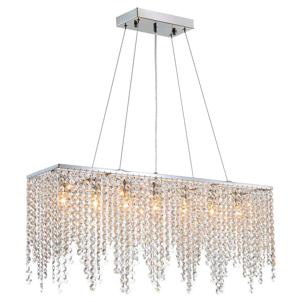Modern Art Beautiful Design Wedding K9 Crystal Chandeliers Ceiling Modern