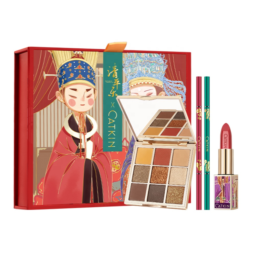 DISTRIBUTOR SEARCHING CATKIN Make up Kit Fashionable makeup Sets products