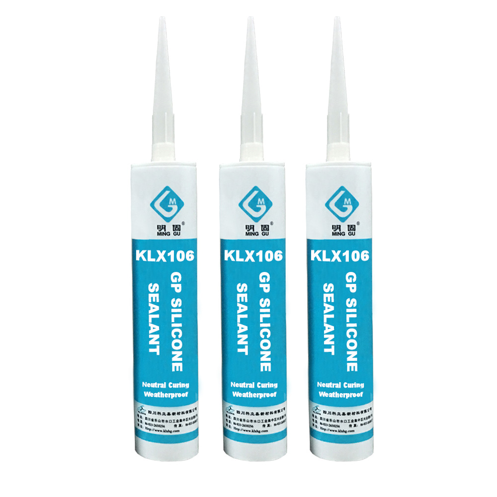 GP Silicone <strong>Sealant</strong> <strong>Waterproof</strong> for window &amp; door and building joints