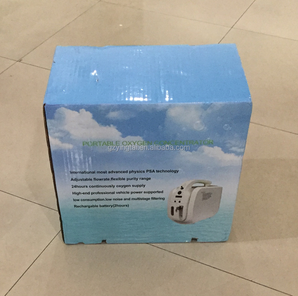 1-5 LPM Home use Portable Oxygen Concentrator CE Certificated - KingCare | KingCare.net