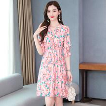 2020 элегантное модное синее шифоновое сексуальное мини-платье с принтом на лето 3XL плюс размер винтажные подиумные платья женские облегающи...(Китай)