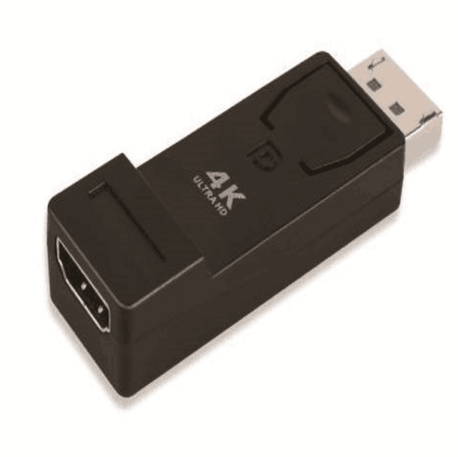 DP Display Port stecker auf HDMI weibliche 4Kx2K @ 30Hz Passive Adapter DisplayPort DP ZUM HDMI Konverter